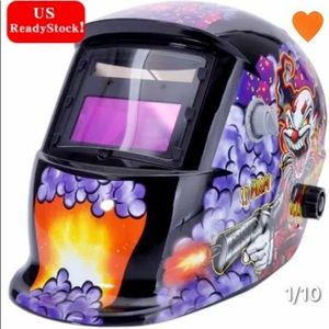 Sold / Welding Helmet